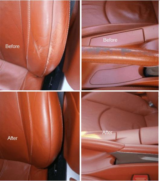 Car Leather Repair Dubai Repairing A Seat