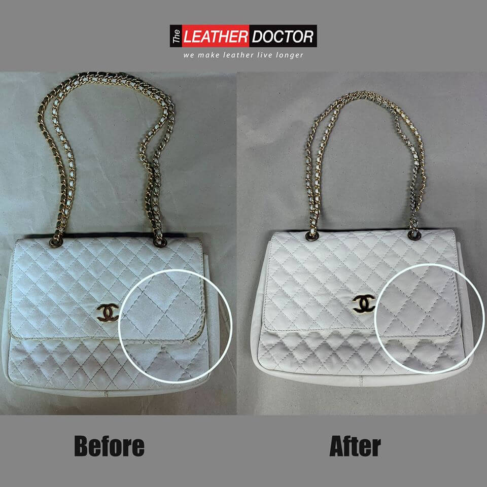 Channel Purse Restoration