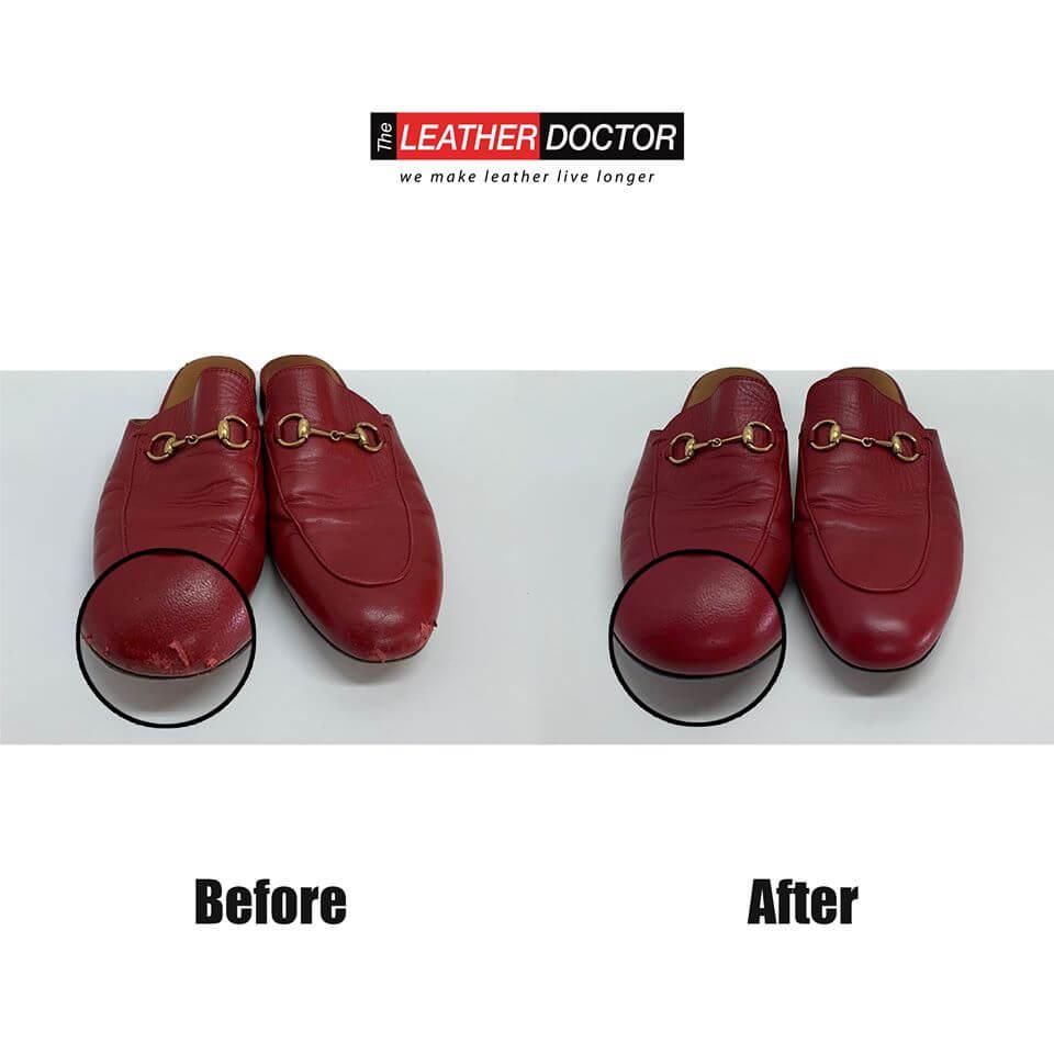 Red – Footwear
