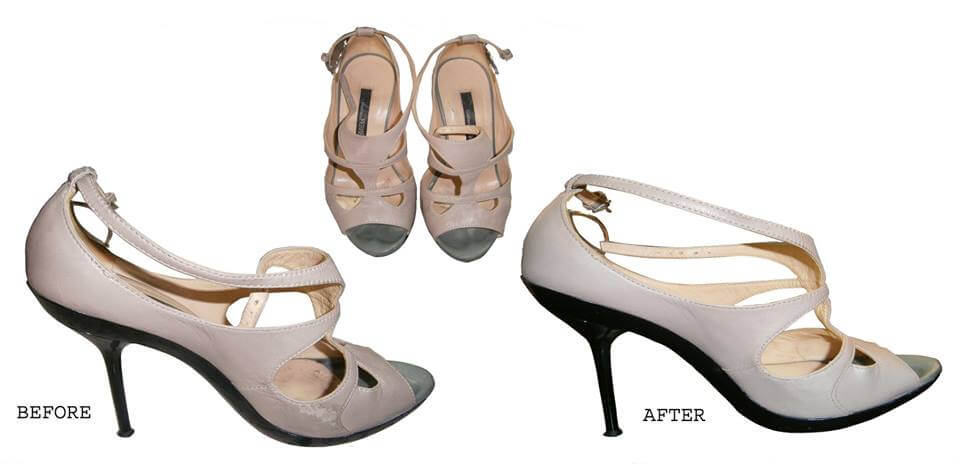 Shoes – Before After