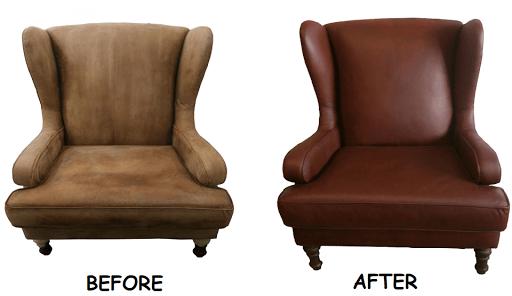 Faded Sofa