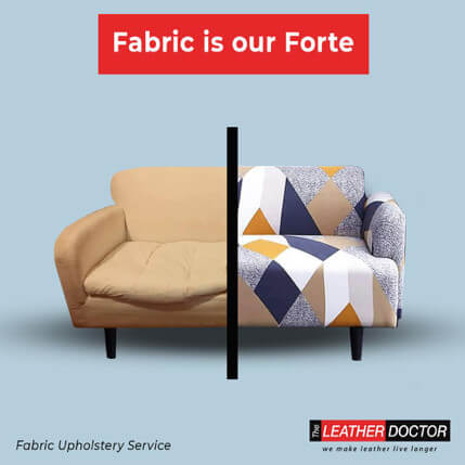 Fabric is our Forte