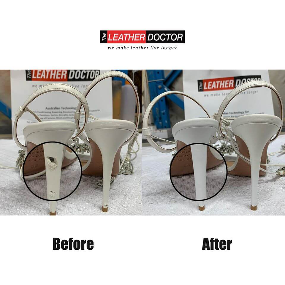 Before After – Heels