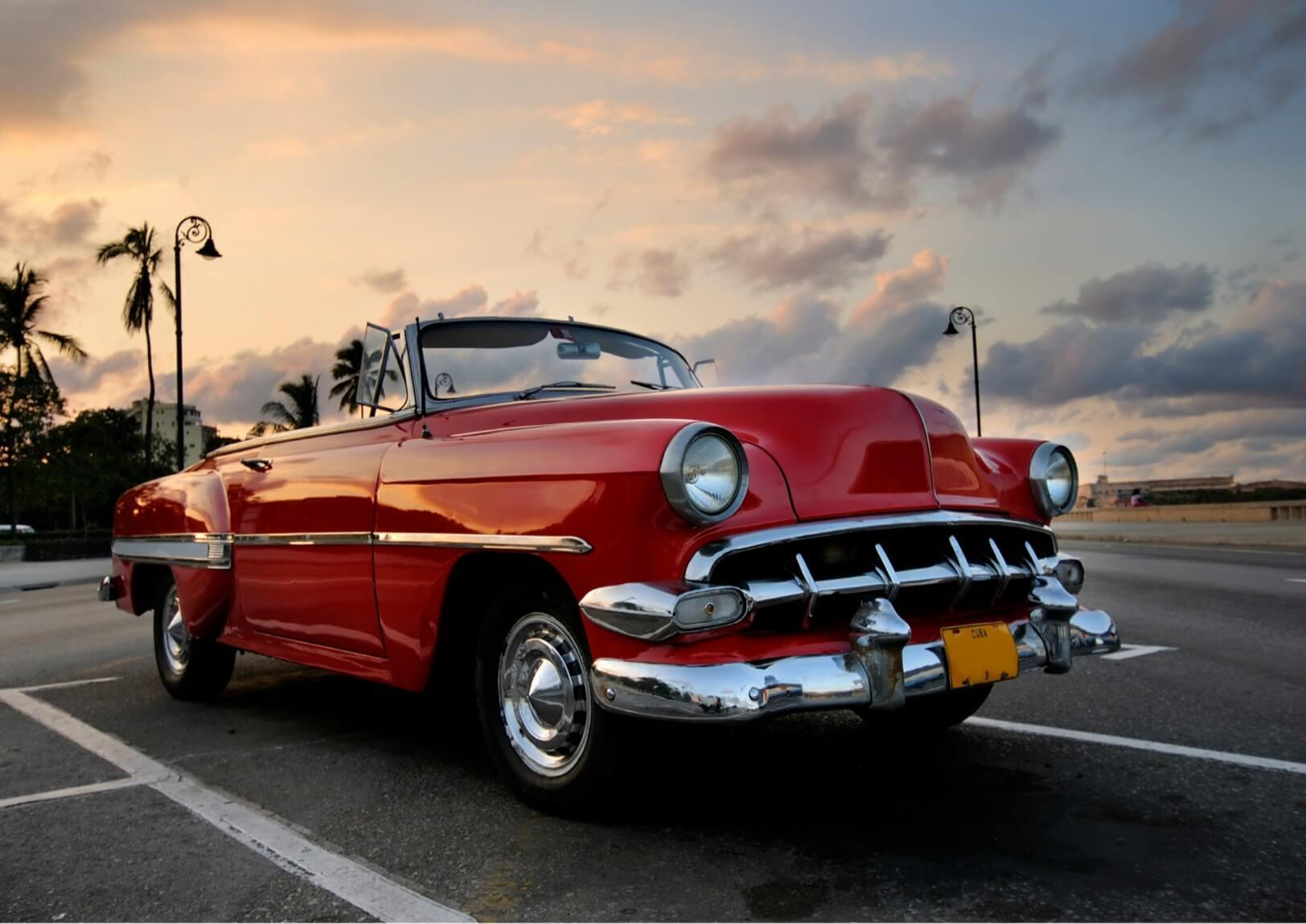 Vintage Car – Interiors