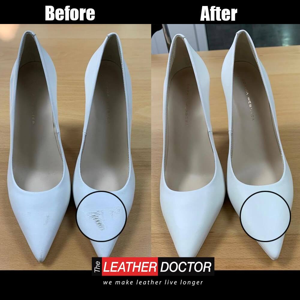 Sophia Webster's – Shoe cleaning service